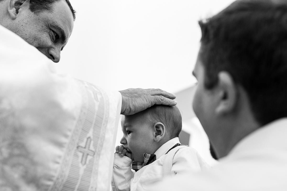 Foto de O Batismo de Bernardo