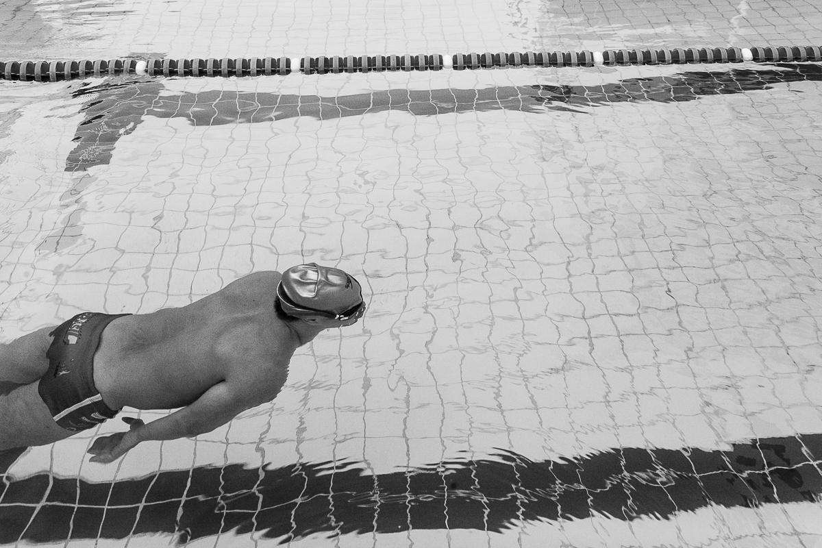 cesar cielo, cielo, belo horizonte, sindrome down, down, luizinho, luizinho conhecer cielo, natação, nadador, nadador sindrome down, busca treinador, gustavo dragunskis, todo amor