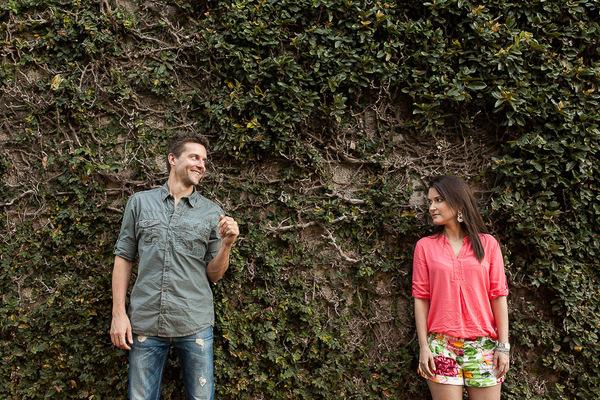 E-Session de Fernanda e Markus