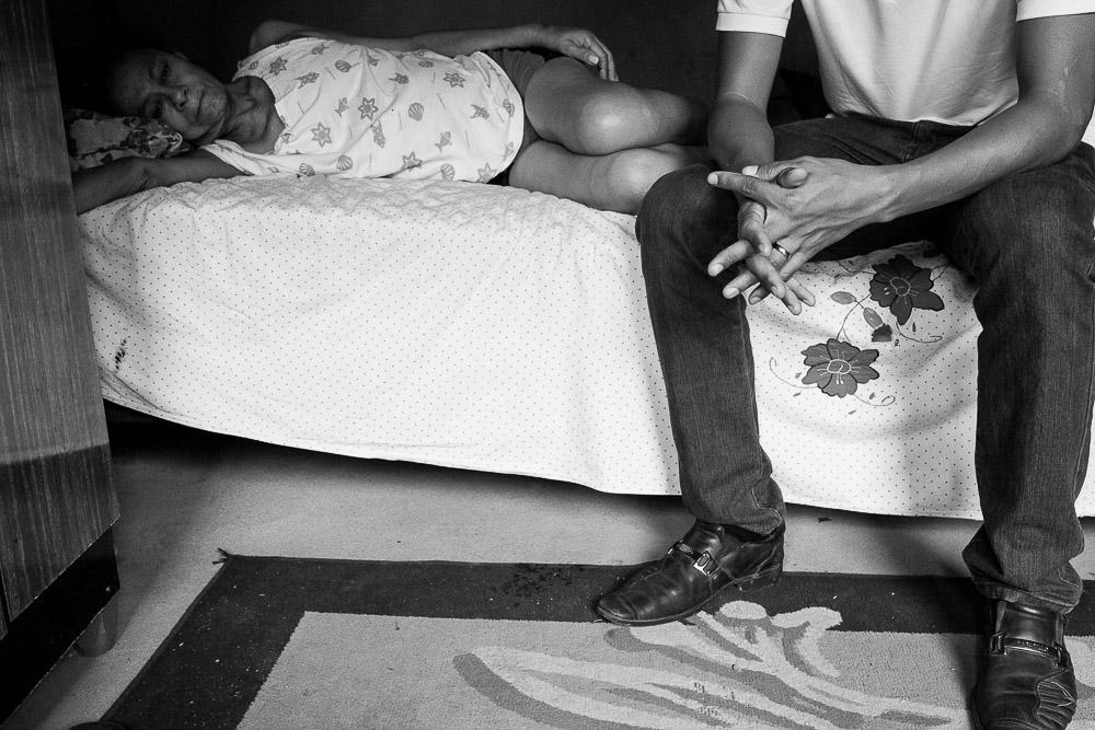 Foto de Mãos Que Cuidam