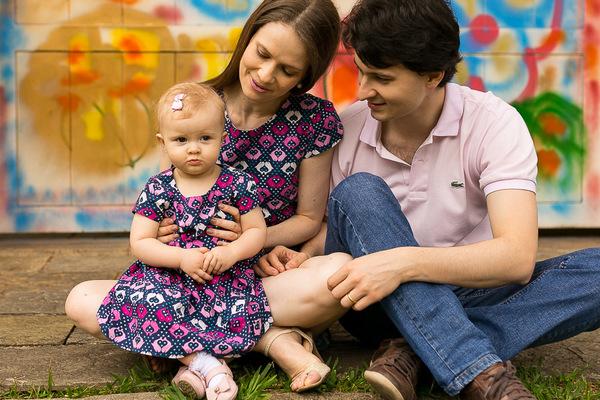 Família de Ana Luiza 1 Aninho