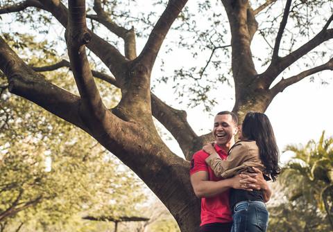Ensaios de Juliana e Henrique - Pré-Wedding