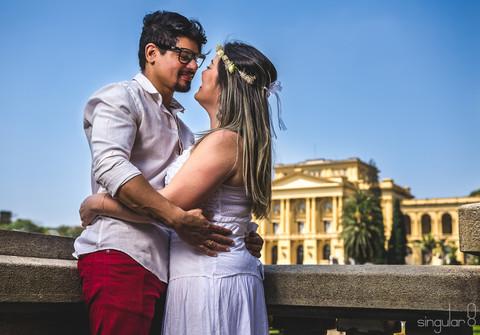 Ensaios de Camila e Rebertt - Pré-Wedding
