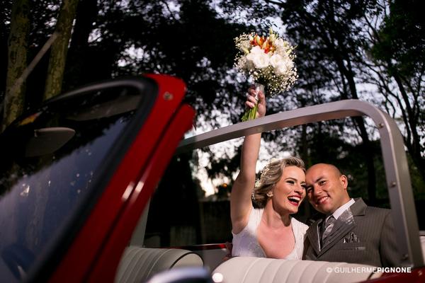 Casamento de Marília e Luciano