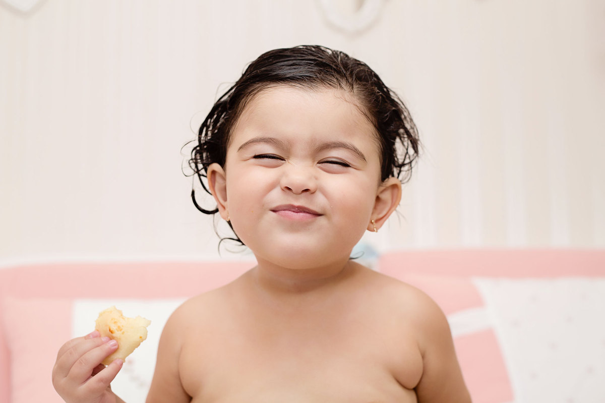 Foto de Hora do banho... só alegria!