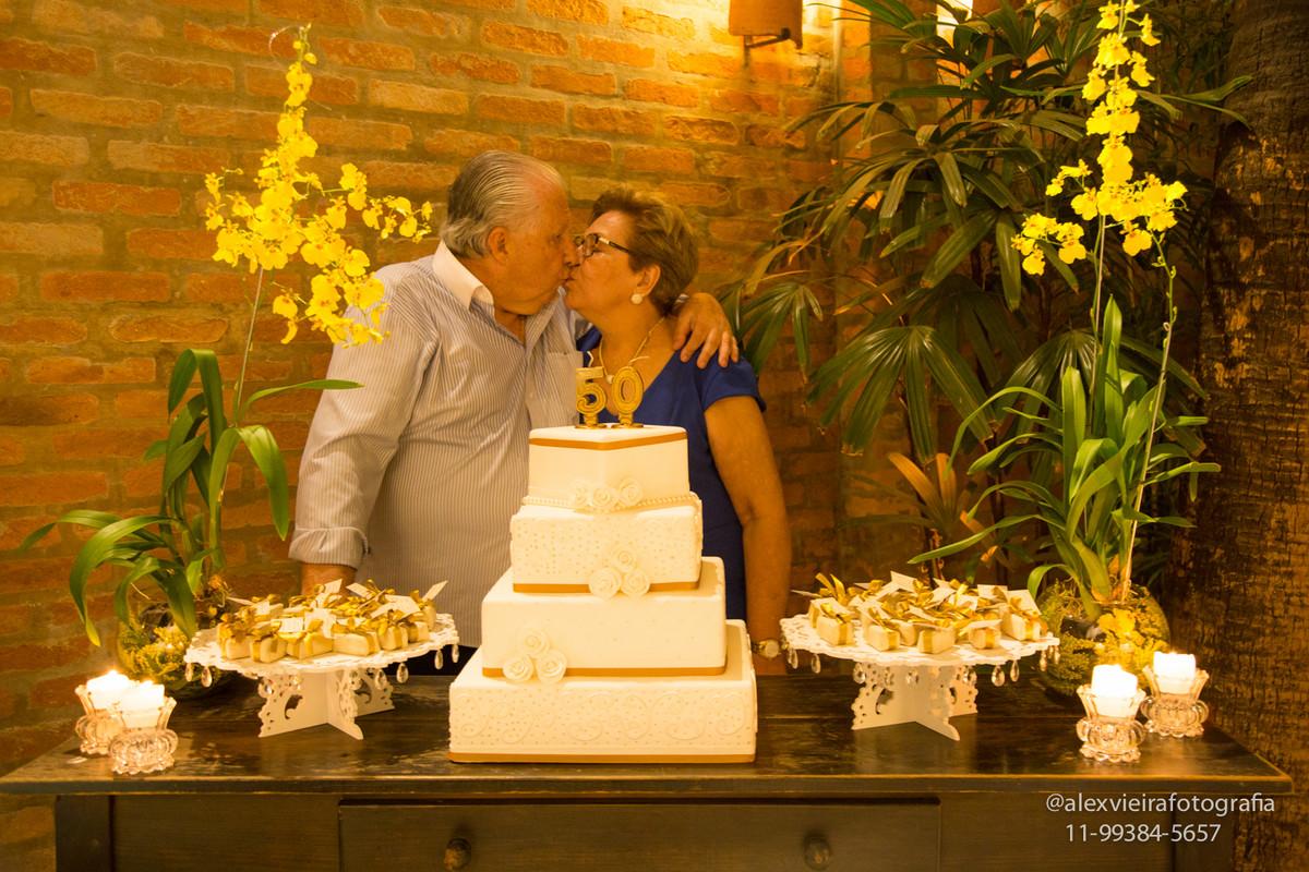 Foto de M.Helena + Dr. Eduardo