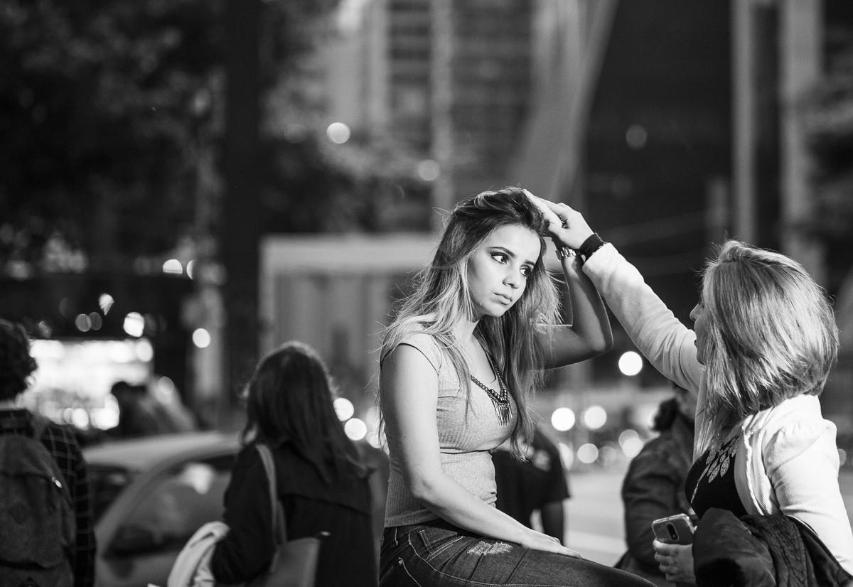 Foto de Sessão Fotográfica - AV. Paulista / SP