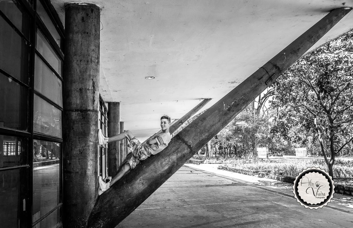Foto de Gui Vieira - Binho Chiquititas