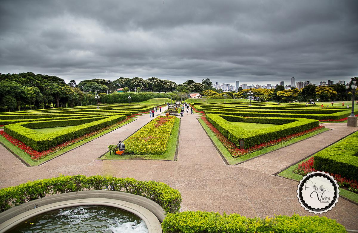 Jardim Botânico Curitiba/PR Alexandre   Fernanda by #alexvieira