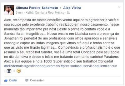 Sobre Alex Vieira