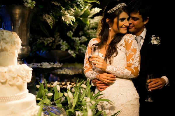 Wedding day de Samuel + Jocasta
