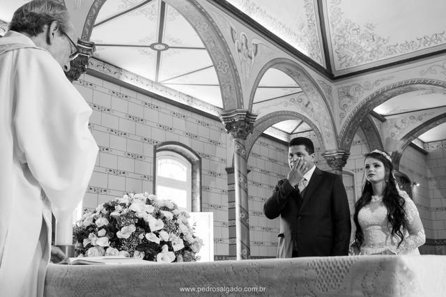 Wedding day de Yuri + Patricia