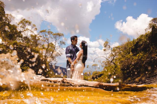 Pré-Wedding de Eveline + Felipe