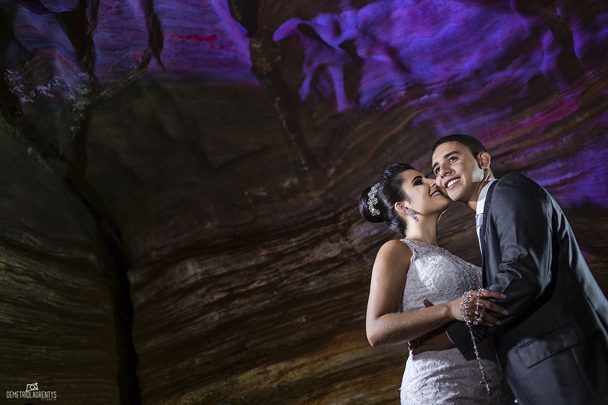 PÓS WEDDING - FLÁVIA E FABRICIO - GRUTA DA LAPINHA