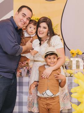 Aniversário de Davi 5 anos e Benício 1 aninho em Ji-Paraná - RO
