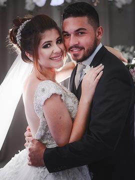 Casamento de Bianca e Décio em Ouro Preto D'Oeste - RO