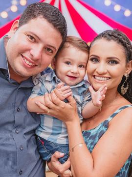 Aniversário de Miguel 1 ano em Ji-Paraná - RO