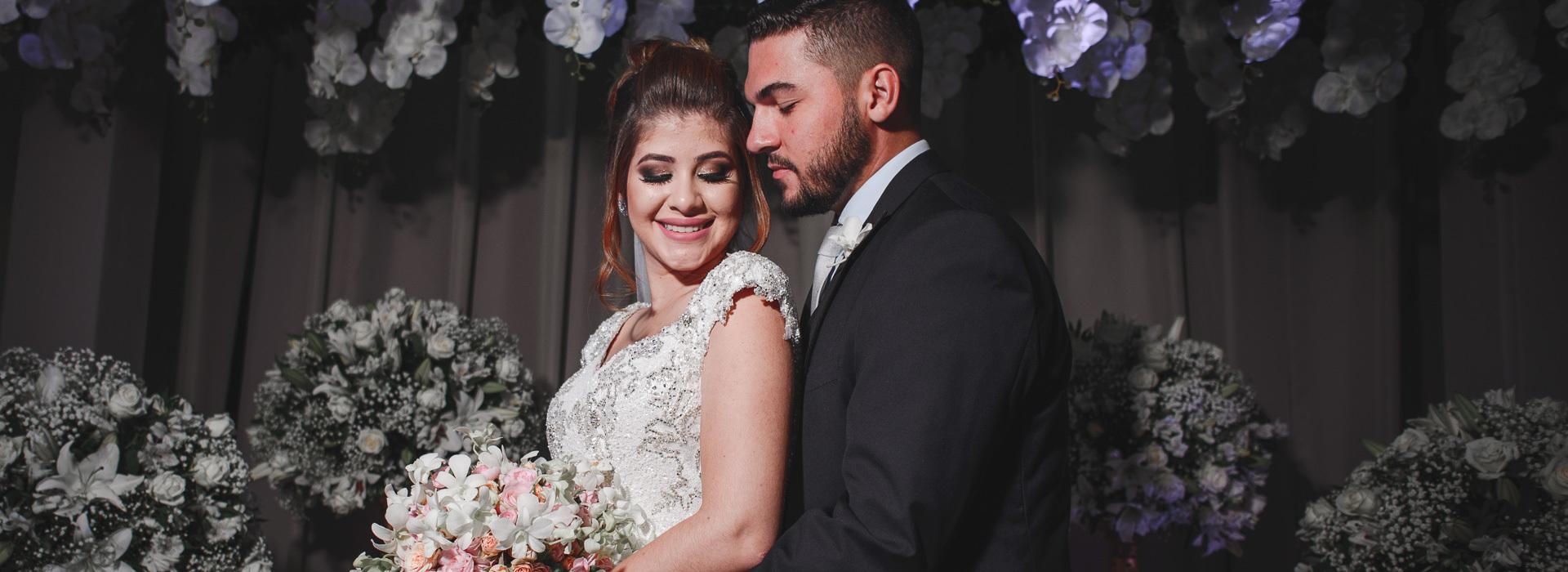 Casamento de Bianca e Décio em Ouro Preto D'Oeste