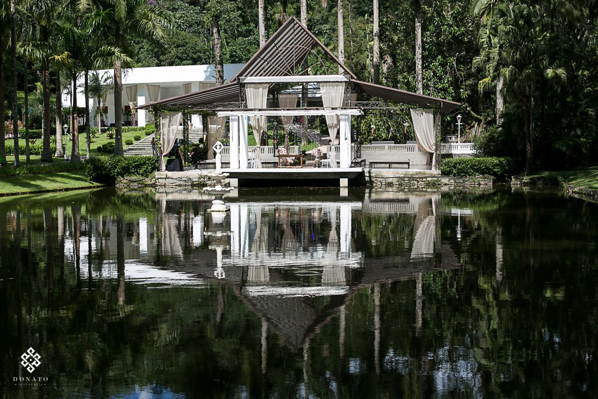 imagem geral da fazenda 7 lagoas em aruja/santa isabel sp.