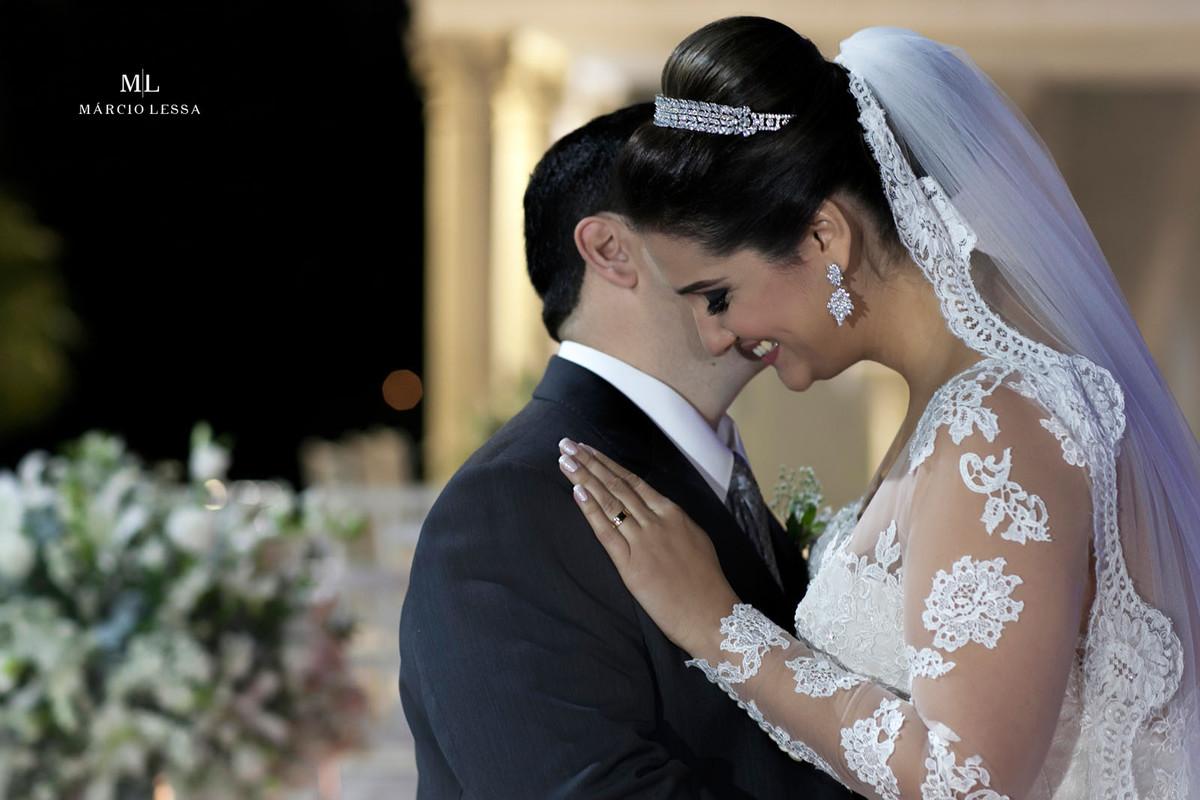 Ensaio com os noivos na Mansão Colina