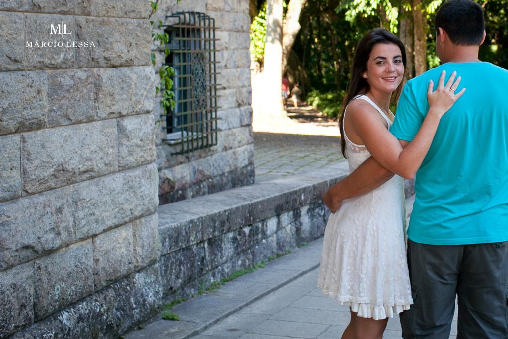 Pre-Wedding no Parque Lage, RJ, por Márcio Lessa | Fotografia