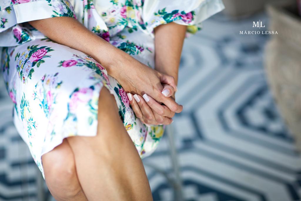 As mãos e expressões da noiva | Casamento na Lofty Kingdom Eventos, Rio de Janeiro, RJ, por Márcio Lessa | Fotografia