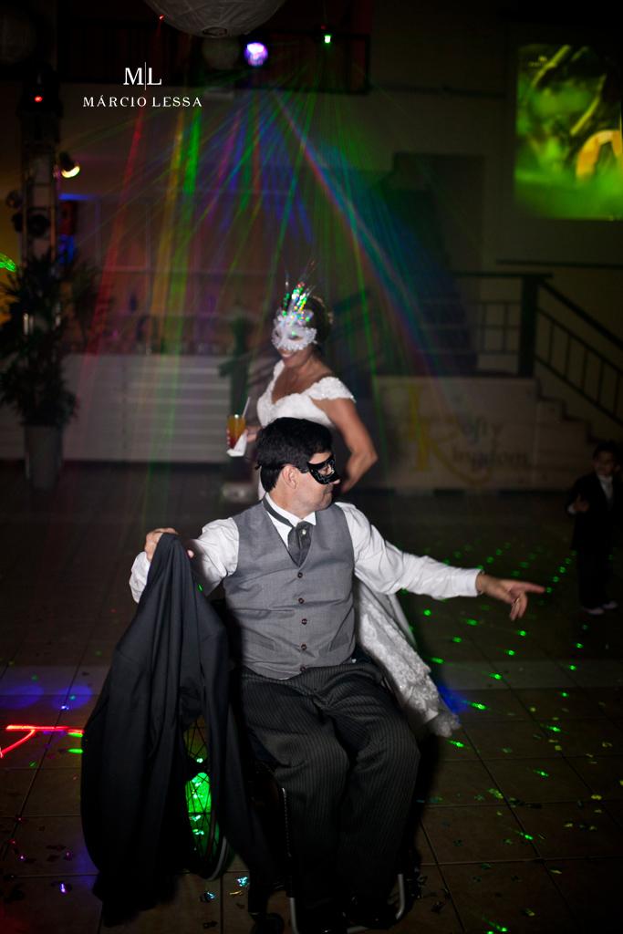 A dança dos noivos. Casamento na Lofty Kingdom Eventos, Rio de Janeiro, RJ, por Márcio Lessa | Fotografia