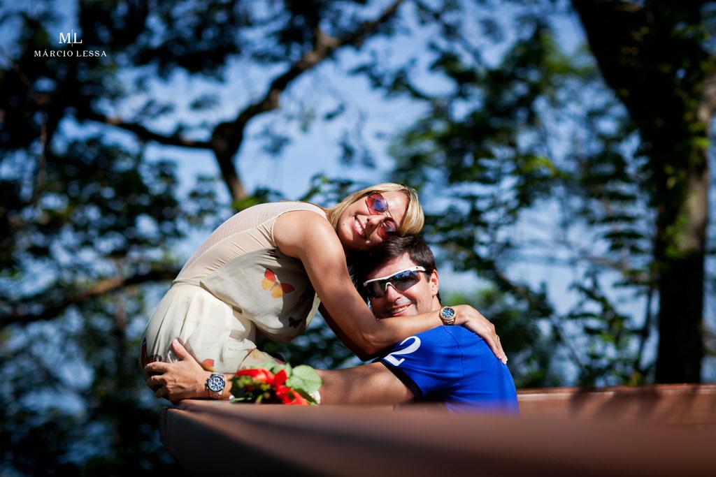 Love is in the air | Pre-Wedding no Parque Penhasco Dois Irmãos, Leblon, Rio de Janeiro, RJ, por Márcio Lessa | Fotografia