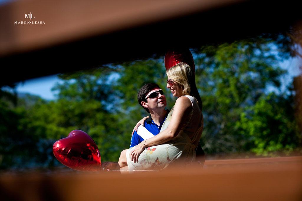 Love, love, love | Pre-Wedding no Parque Penhasco Dois Irmãos, Leblon, Rio de Janeiro, RJ, por Márcio Lessa | Fotografia