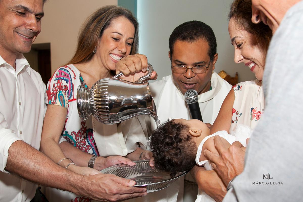 Batizado na Igreja Nossa Senhora da Conceição na Gávea