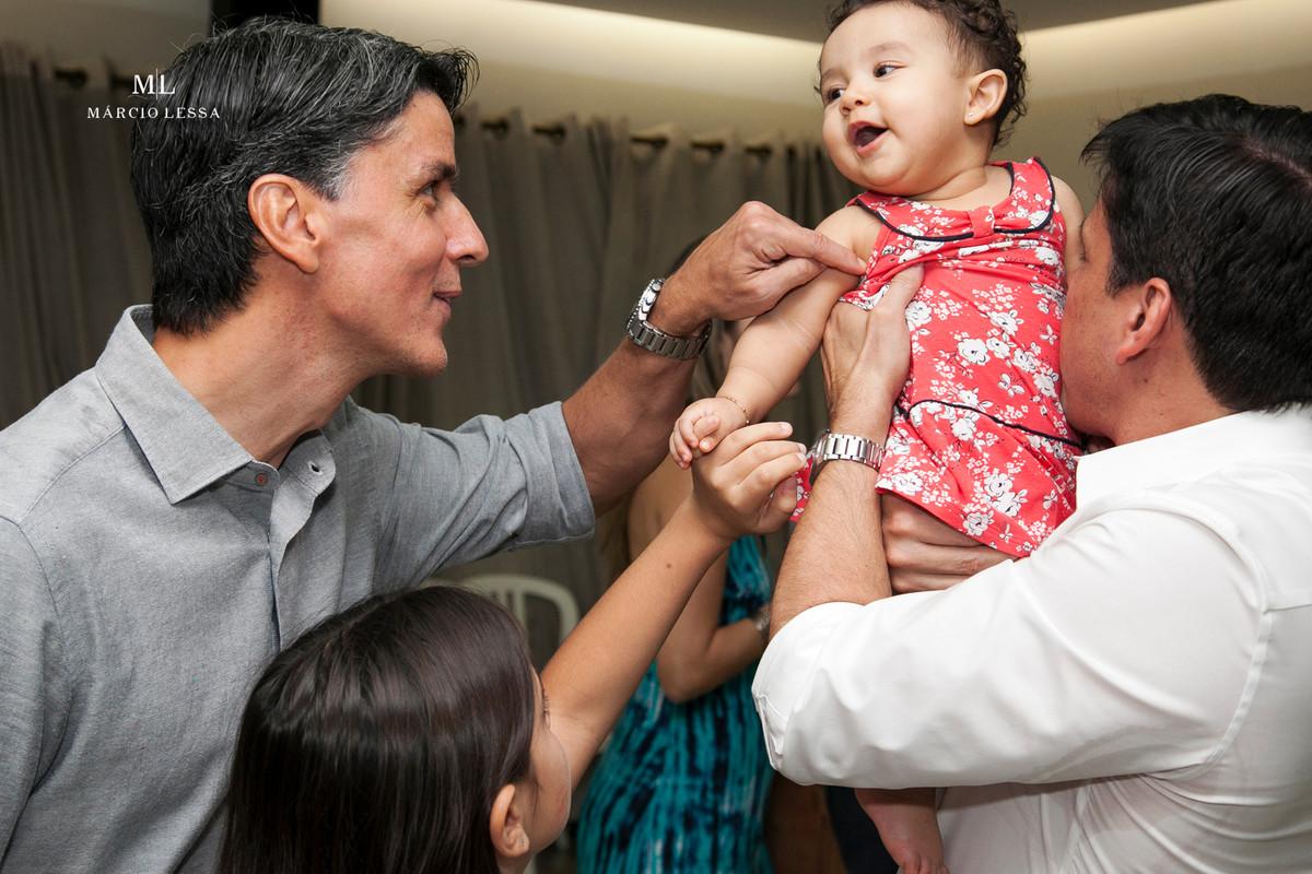 Batizado na Igreja Nossa Senhora da Conceição