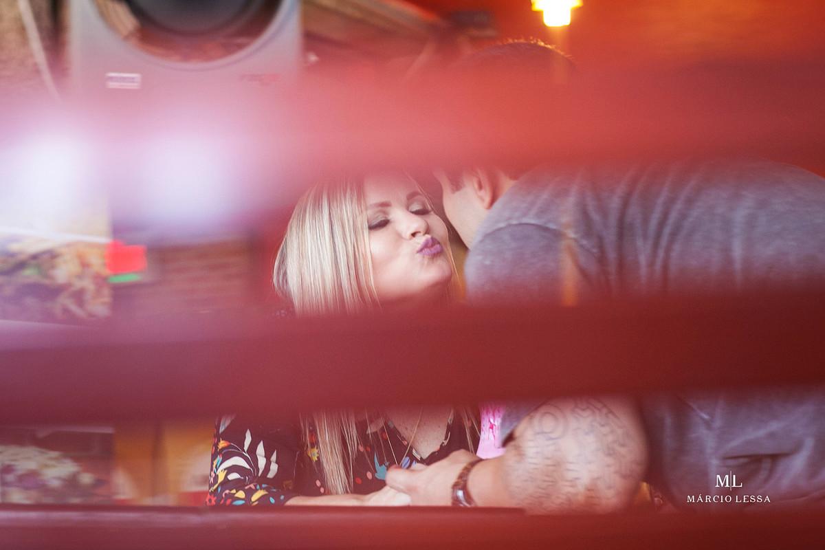 O beijo dos noivos | Art Chopp Bar