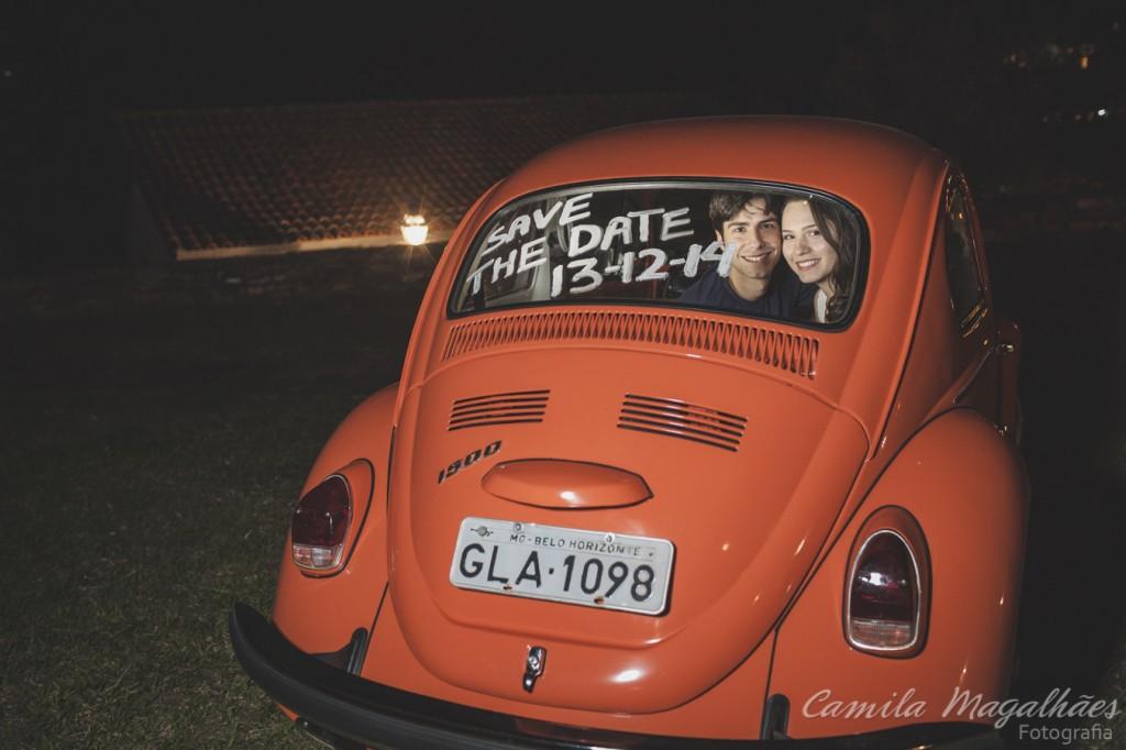 Foto de Ingrid e Saulo