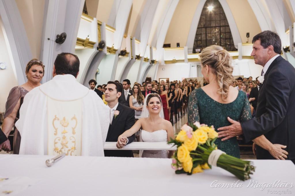 familia em casamento Camila Magalhães fotografia
