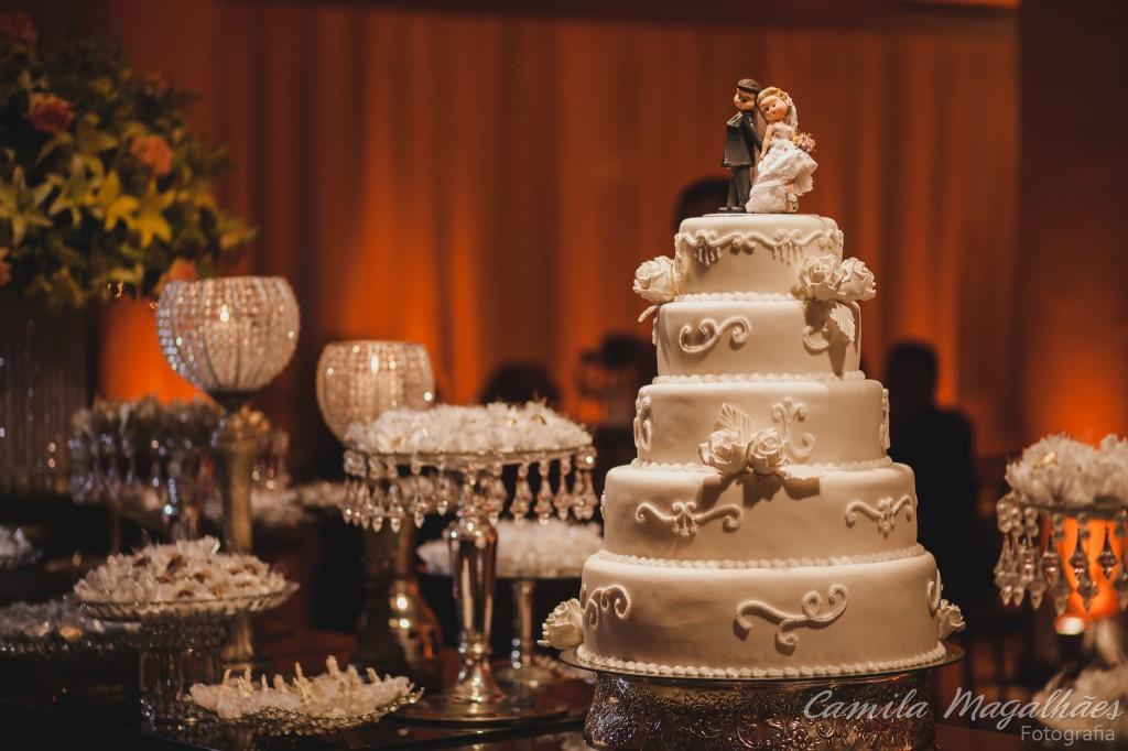 decoração clássica buffet catarina