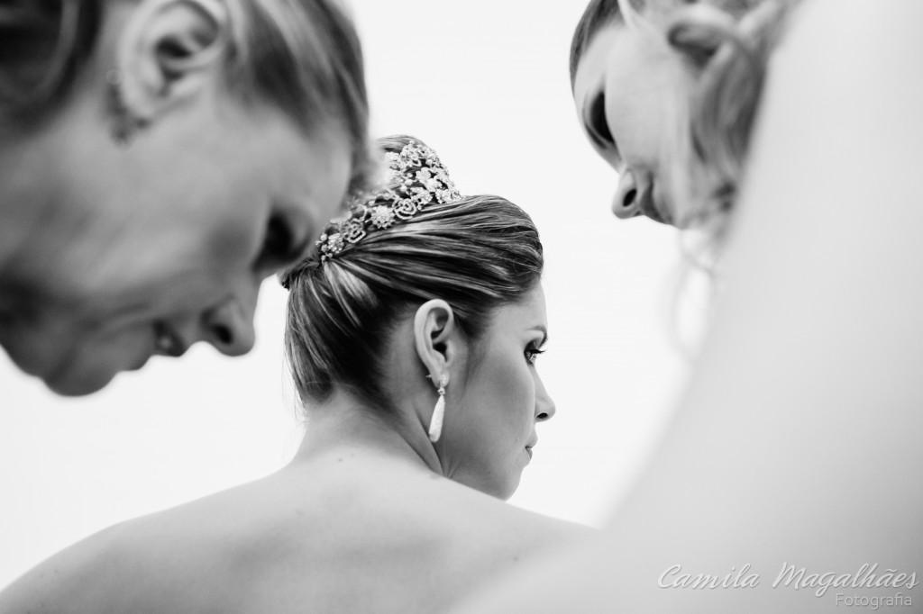making of noiva casamento Camila Magalhães Fotografia