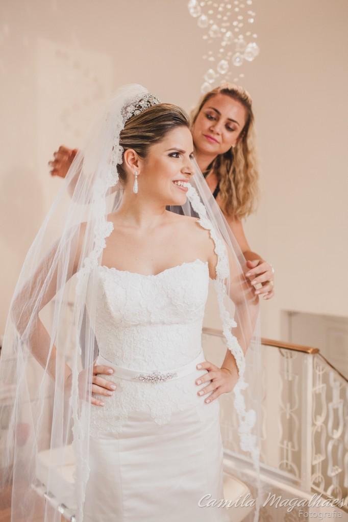 making of noiva salão Fernanda Arbex