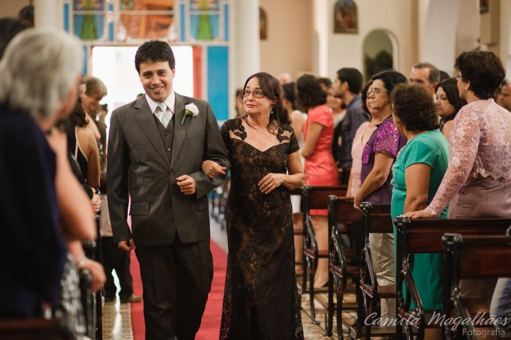 entrada do noivo