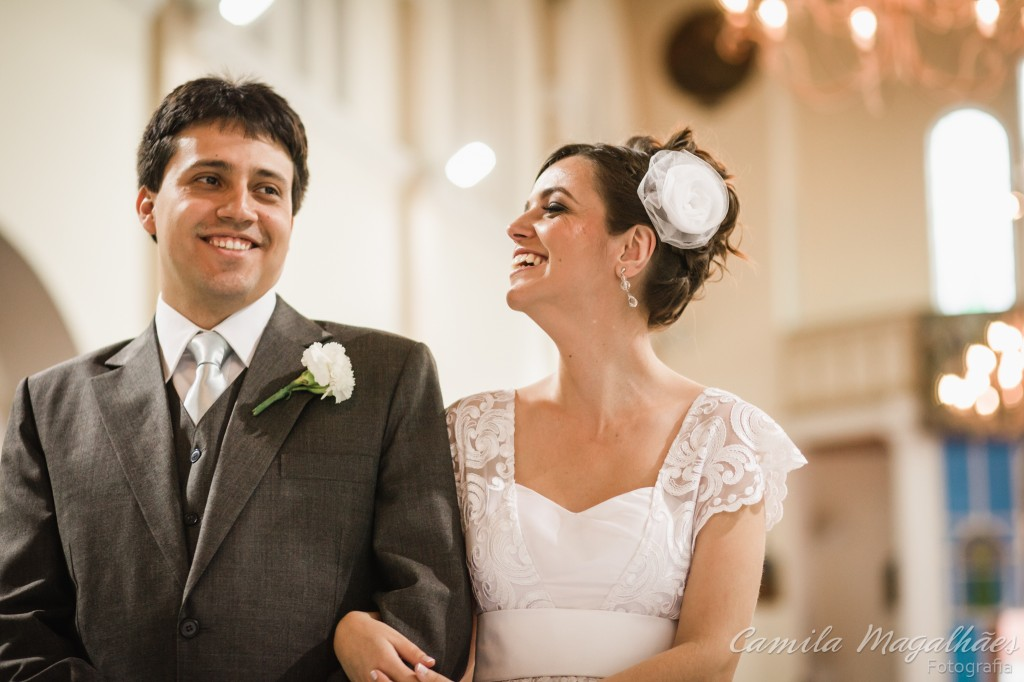 casal sorrindo bh casamento