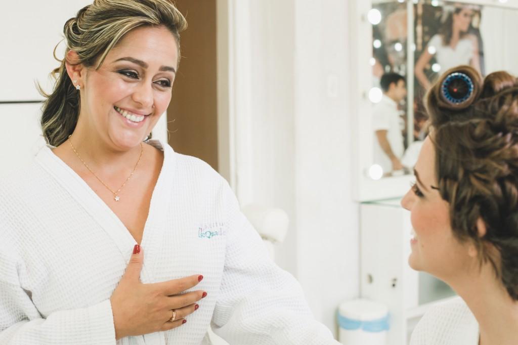 madrinha orgulhosa making of noiva beleza casamento