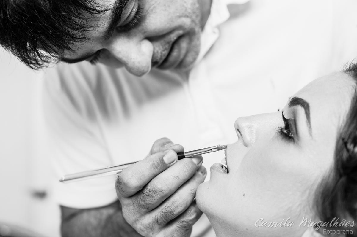 making of noiva beleza casamento wilsiney ribeiro