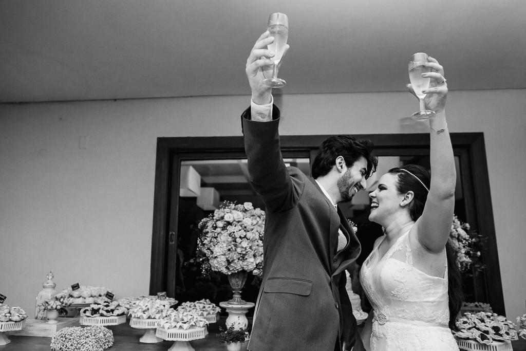 Brinde casamento BH