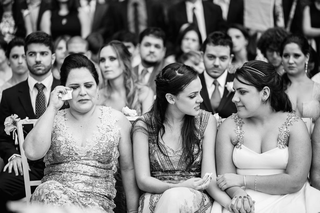 Emoção Fotografia de casamento