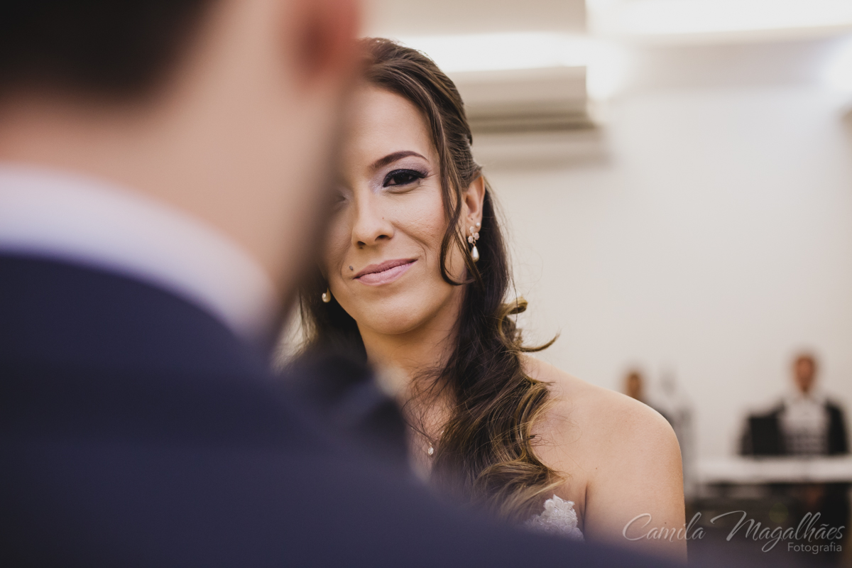 Noiva Camila Magalhães fotografia