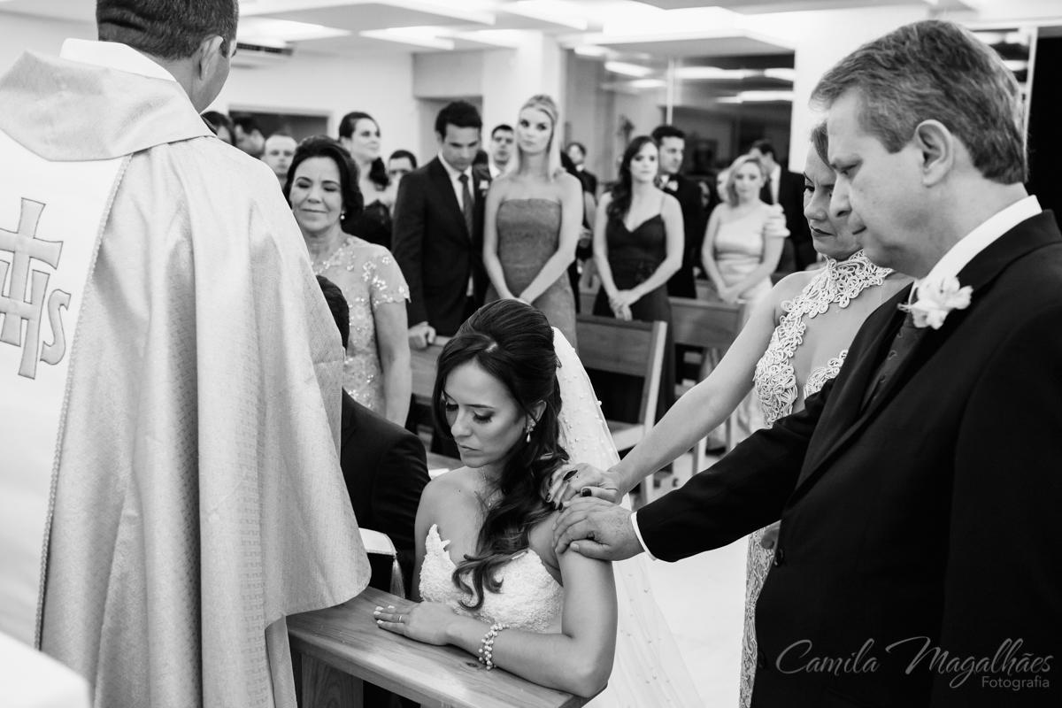 Familia no casamento