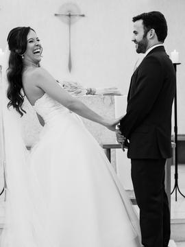 Casamentos de Carol e Matheus em Academia Mineira de Letras