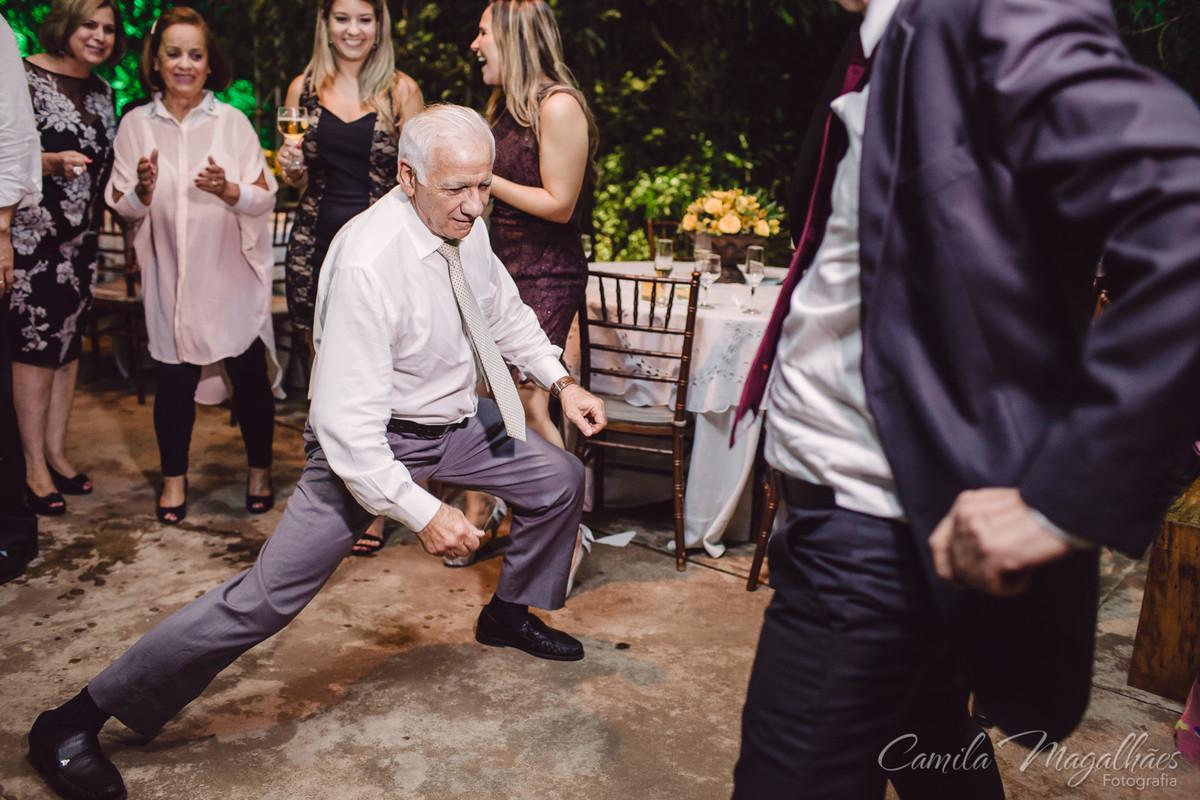 pista de dança animada