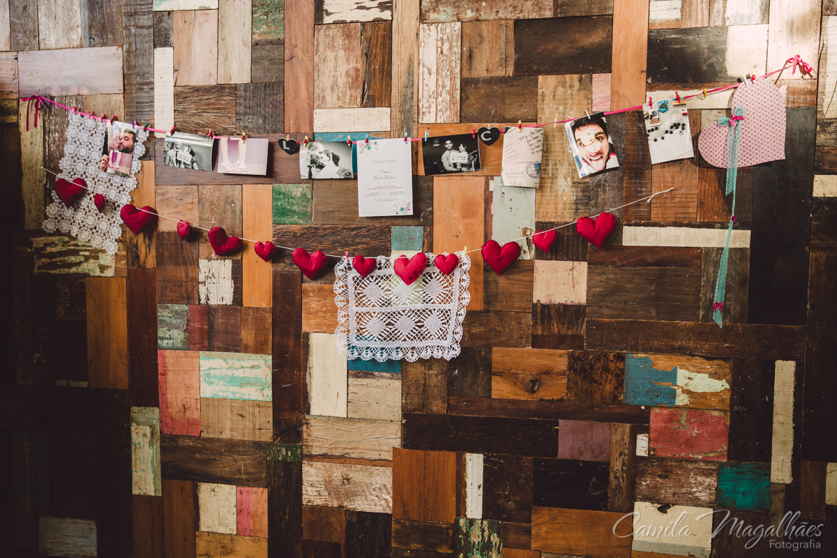 detalhes decoração de casamento
