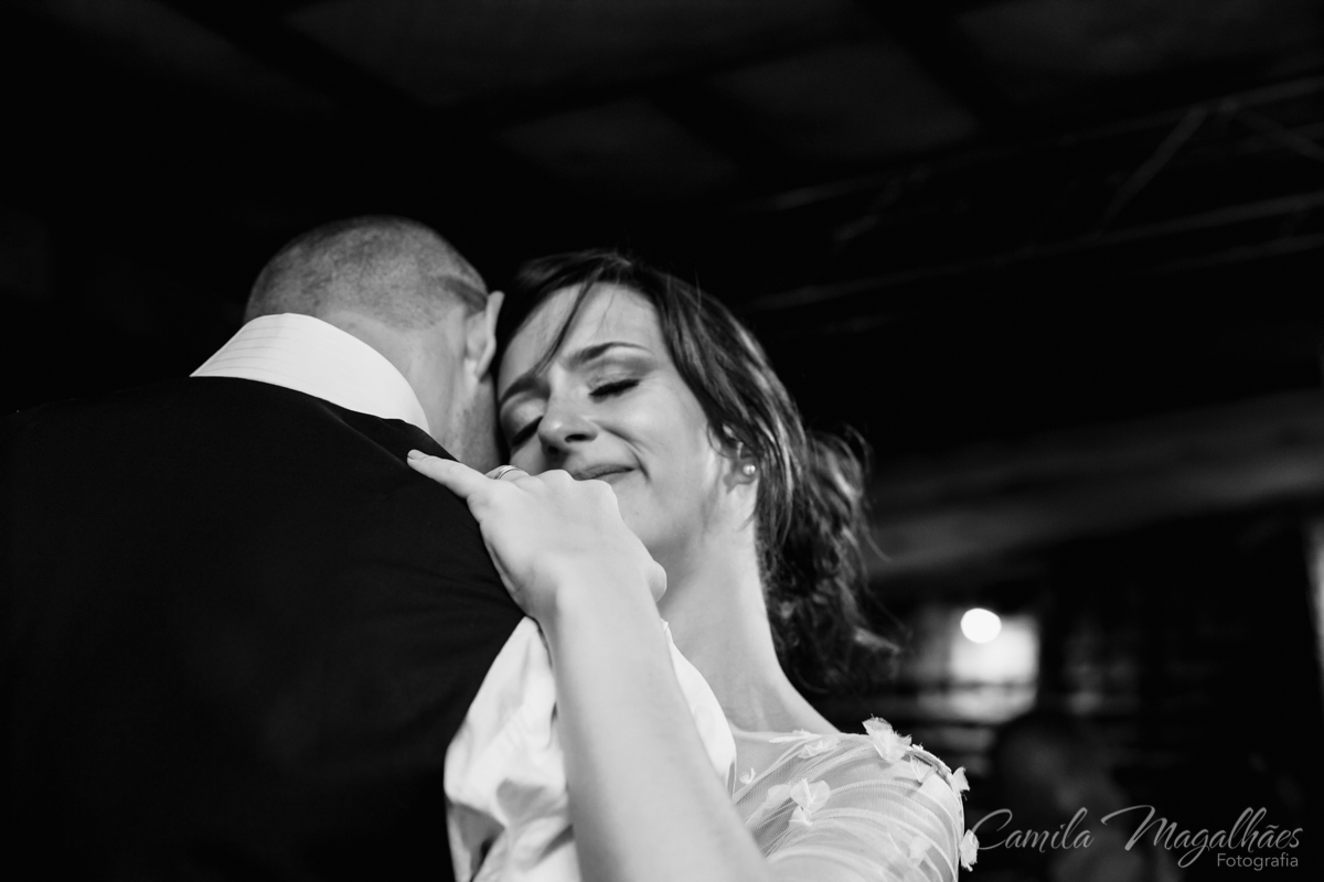 primeira dança apaixonada