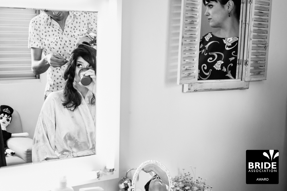 Foto premiada bride camila magalhaes